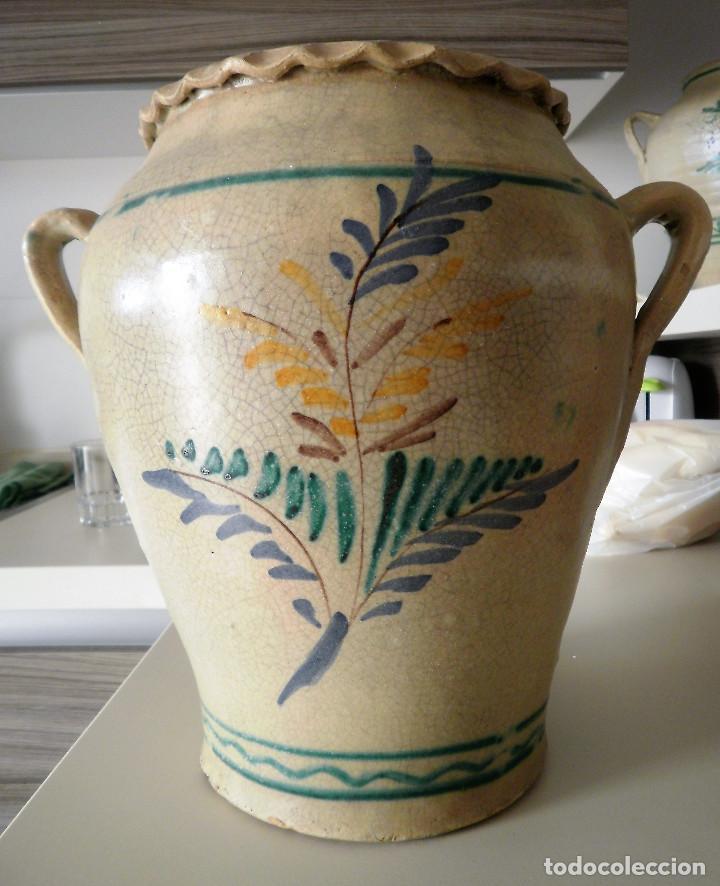 ORZA DE CERÁMICA. (Antigüedades - Porcelanas y Cerámicas - Lucena)