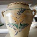 Antigüedades: ORZA DE CERÁMICA.. Lote 132920366