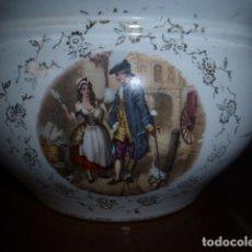 Antigüedades: ANTIGUA ESCUPIDERA U ORINAL DE LA CARTUJA, PICKMAN. Lote 132934494