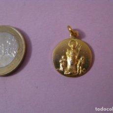 Antigüedades: COLGANTE RELIGIOSO.. Lote 132941562