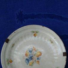 Antigüedades: CERÁMICA DE ALCORA (S.XVIII). Lote 132980142
