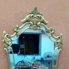 Antigüedades: ESPEJO ISABELINO-. Lote 132989354