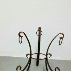 Antigüedades: JARDINERA DE FORJA. Lote 133003549