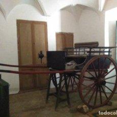Antigüedades: CARRO DE CABALLO PARA PASEO. Lote 133048126