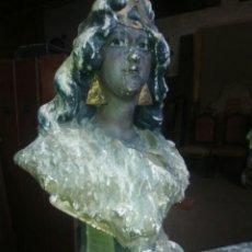 Antigüedades: BUSTOS MODERNISTAS. Lote 133069763
