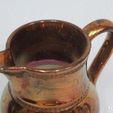 Antigüedades: JARRA DE REFLEJOS. BRISTOL. SIGLO XIX. Lote 133080242