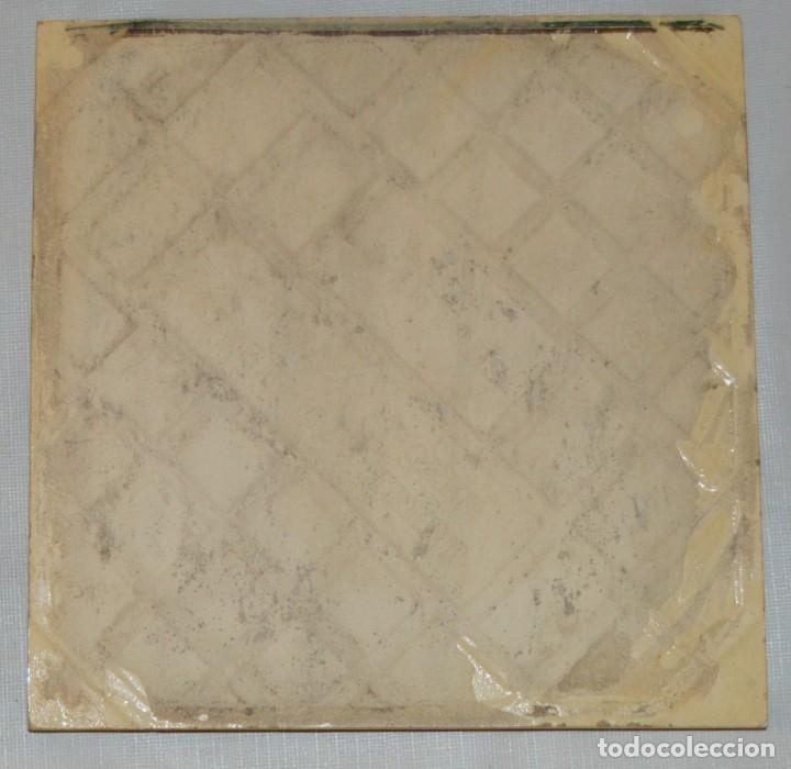 Antigüedades: JOHN MOYR SMITH - AZULEJO EXTRAORDINARIO - SIGLO XIX - ARTS & CRAFTS - CASA MINTON - Foto 3 - 133154798