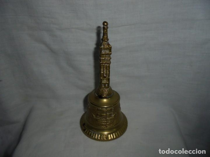 CAMPANA DE BRONCE GIRALDA (Antigüedades - Hogar y Decoración - Campanas Antiguas)