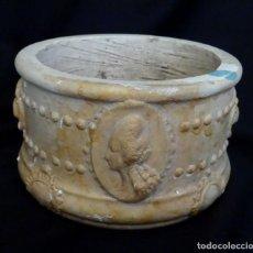 Antigüedades: UNICO MODELO PARA CUENCO O CENICERO CON MEDALLONES ANTONIO PEYRO. Lote 133186358