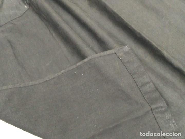 Antigüedades: Antiguo delantal de algodón - Foto 2 - 133195326