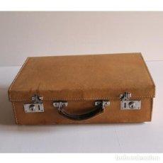 Antigüedades: ANTIGUO MALETÍN DE VIAJE. Lote 133209102