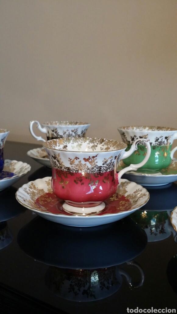 Antigüedades: Juego de té Royal Albert años 70 - Foto 5 - 133221615