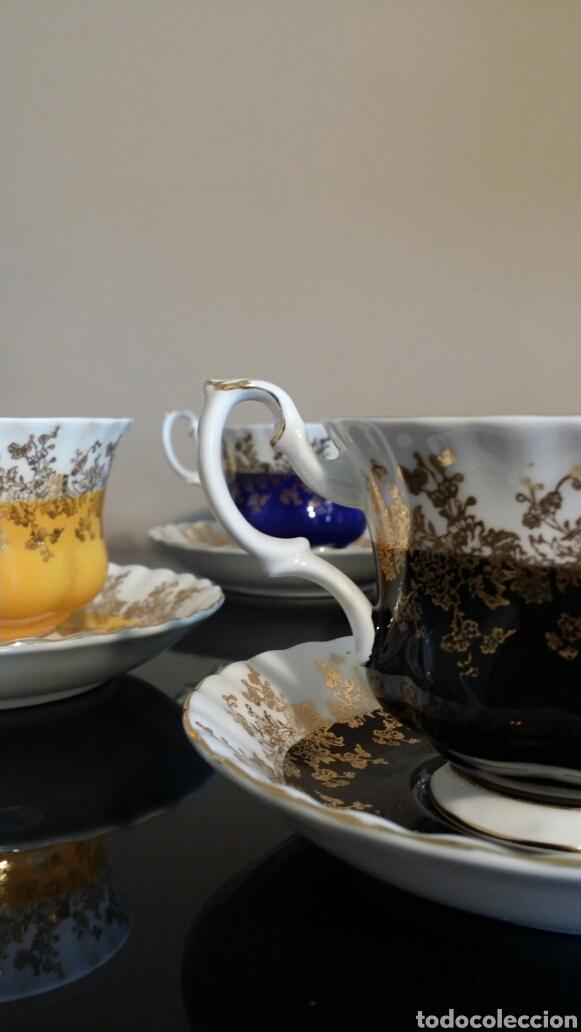 Antigüedades: Juego de té Royal Albert años 70 - Foto 6 - 133221615