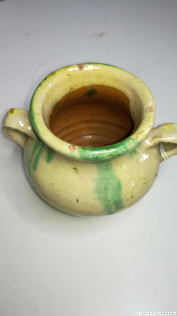 Antigüedades: Orza de ubeda pequeña - Foto 3 - 133229371