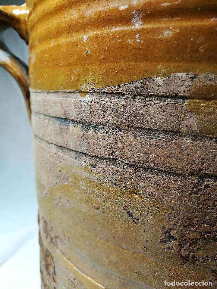 Antigüedades: ALFARERIA CATALANA POPULAR----QUESERA BAILÉN --JAEN ..MEDIADOS SIGLO -XX-- - Foto 15 - 133229618
