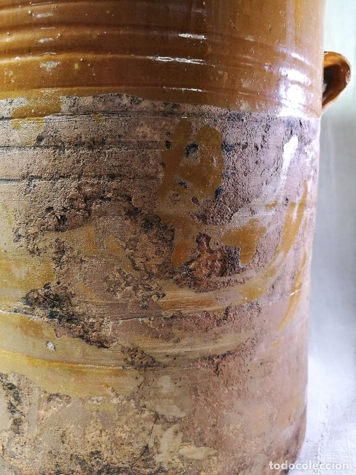 Antigüedades: ALFARERIA CATALANA POPULAR----QUESERA BAILÉN --JAEN ..MEDIADOS SIGLO -XX-- - Foto 18 - 133229618