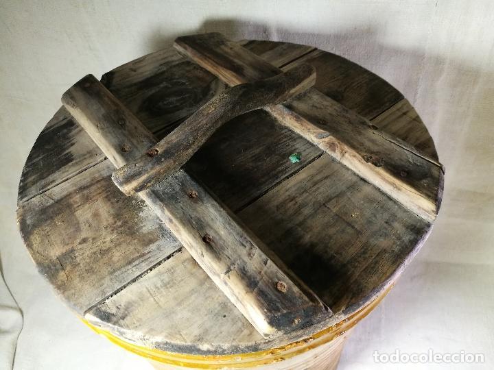 Antigüedades: ALFARERIA CATALANA POPULAR----QUESERA BAILÉN --JAEN ..MEDIADOS SIGLO -XX-- - Foto 35 - 133229618