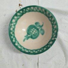 Antigüedades: LEBRILLO CERÁMICA ANTIGUO. Lote 133265162