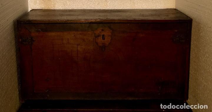 Antigüedades: BARGUEÑO SIGLO XVII - Foto 4 - 133328910