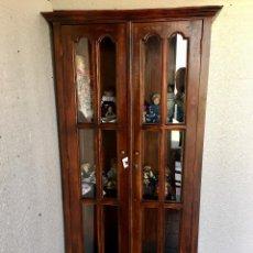 Antigüedades: ANTIGUA VITRINA HOLANDESA. Lote 133334438
