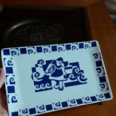 Antigüedades - Bandeja porcelana Galos - 133364511