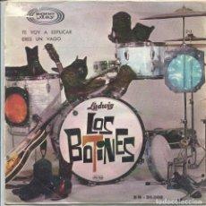 Discos de vinilo: LOS BOTINES / TE VOY A EXPLICAR / ERES UN VAGO (SINGLE 1967) CAMILO SESTO. Lote 133376606