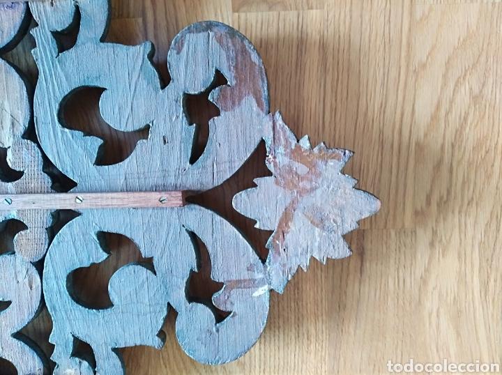 Antigüedades: Espejo con pan de oro - Foto 11 - 133475629