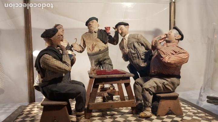 Antigüedades: FANAL PERSONAJES VASCOS - Foto 3 - 111726443