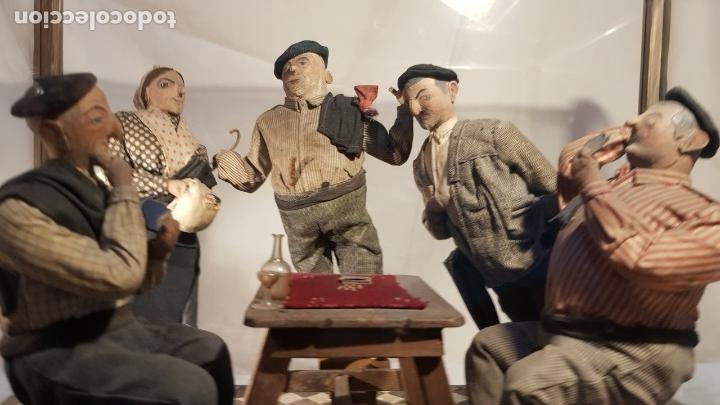 Antigüedades: FANAL PERSONAJES VASCOS - Foto 4 - 111726443