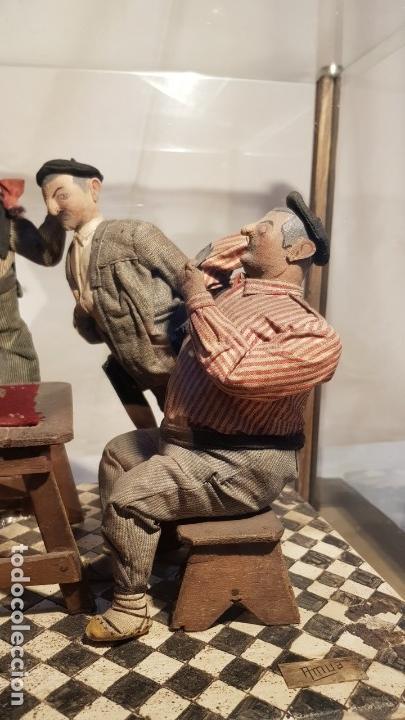 Antigüedades: FANAL PERSONAJES VASCOS - Foto 5 - 111726443