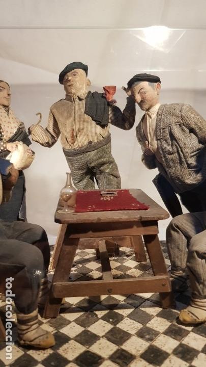 Antigüedades: FANAL PERSONAJES VASCOS - Foto 6 - 111726443