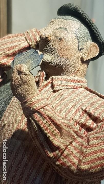 Antigüedades: FANAL PERSONAJES VASCOS - Foto 11 - 111726443