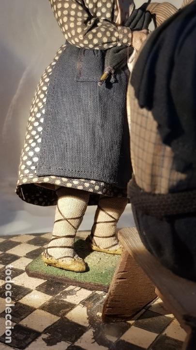 Antigüedades: FANAL PERSONAJES VASCOS - Foto 16 - 111726443