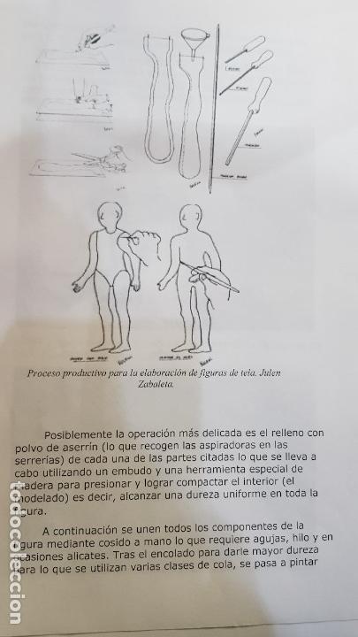 Antigüedades: FANAL PERSONAJES VASCOS - Foto 28 - 111726443