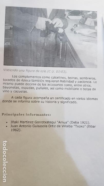 Antigüedades: FANAL PERSONAJES VASCOS - Foto 32 - 111726443