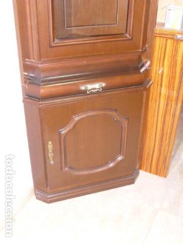 Mueble rinconera con vitrina balda y puerta ci comprar - Mueble rinconera ...