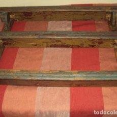 Antigüedades: ESTANTE PARED PIRINEO ARAGONES AÑO 1800. Lote 133521982