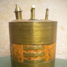 Antigüedades: BOTIJO ANTIGUO RARO. Lote 133523438