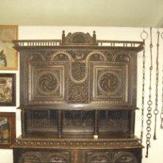 Antigüedades: ALACENA RENACENTISTA S.XVI ORIGINAL. Lote 133526018