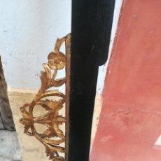 Antigüedades: GALERÍA ANTIGUA EN MADERA. Lote 133550926