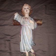 Antigüedades: IMAGEN RELIGIOSA. Lote 133606438