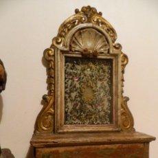Antigüedades: MULTIRELICARIO BARROCO, PRINCIPIOS DEL SIGLO XVIII.. Lote 133629246
