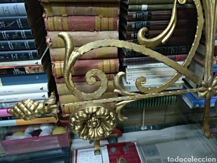 Antigüedades: Perchero modernista de forja - Foto 5 - 133755509