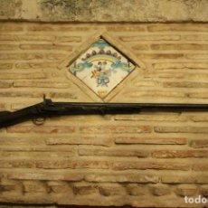 Antigüedades: ANTIGUA ESCOPETA DE AVANCARGA. Lote 133764958