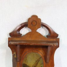 Antigüedades: REPISA MENSULA EN MADERA. Lote 133792210