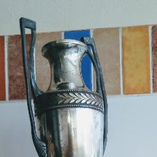 Antigüedades: ANFORA ANTIGUA PLATA OX WMF I/O. Lote 133818870
