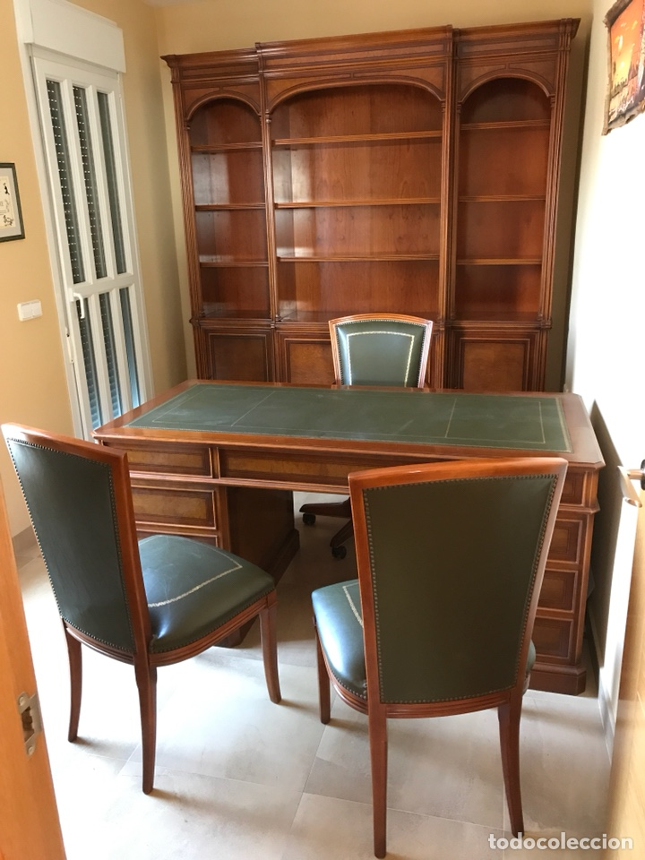 muebles de oficina o despacho tarazona arnau - Kaufen Antike ...