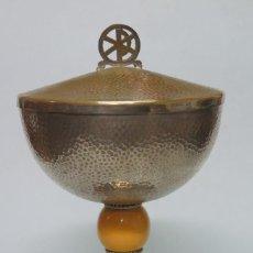 Antigüedades: COPON BAÑADO EN PLATA. CH. FAVIER. AÑOS 60. Lote 275303018