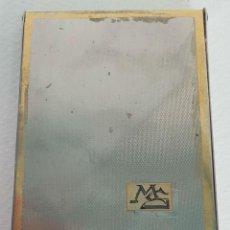 Antigüedades: POLVERA DE SEÑORA. METAL PLATEADO. BEATRICE. CIRCA 1970. . Lote 133927574