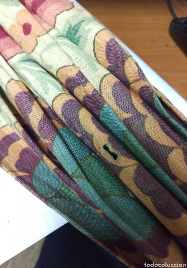 Antigüedades: ANTIGUA SOMBRILLA DE NIÑA AÑOS 30, 50 CM. LONGITUD - Foto 10 - 133954818